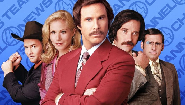 Anchorman The Legend Of Ron Burgundy Streaming Vf