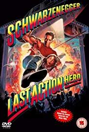 Last Action Hero 1993 film complet