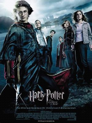 Harry Potter et la Coupe de feu 2005 film complet