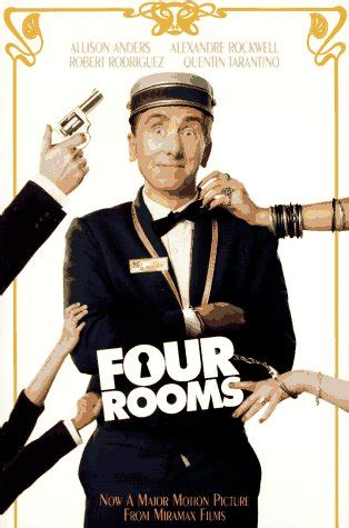 Four Rooms 1995 film complet