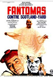 Fantômas contre Scotland Yard 1967 film complet