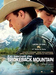 Le Secret de Brokeback Mountain 2005