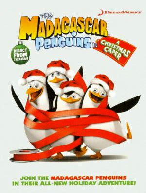 Penguins Of Madagascar New To The Zoo