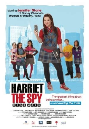 Harriet the Spy : Blog Wars