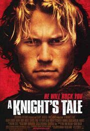 Chevalier , A Knight's Tale