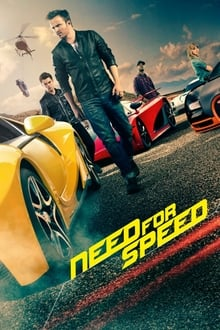Need for Speed 2014 film complet