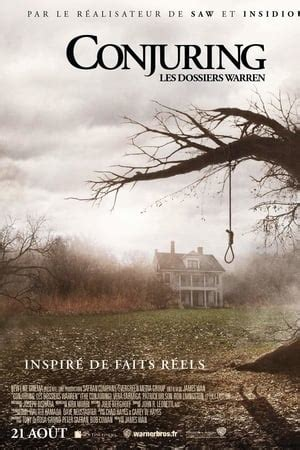Conjuring - Les Dossiers Warren 2013 film complet