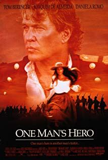 One Man's Hero 1999
