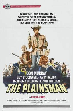 The Plainsman 1966
