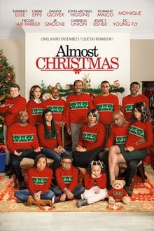Almost Christmas 2016 film complet