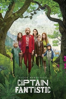 Captain Fantastic 2016 film complet