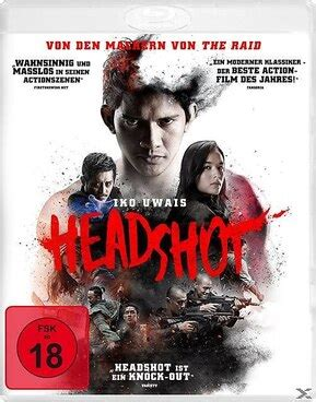 Headshot 2016 film complet