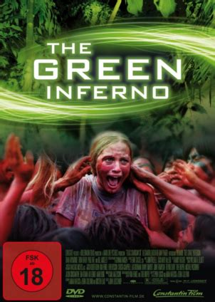The Green Inferno 2014
