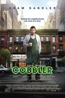 The Cobbler 2014 film complet