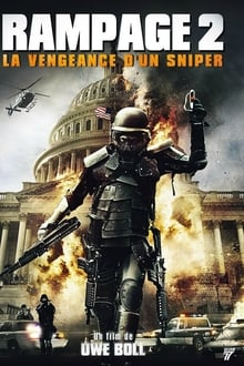Rampage Capital Punishment 2014 film complet