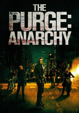 The Purge: Anarchy 2014 film complet