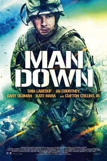 Man Down 2016 film complet