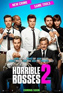 Horrible Bosses 2 2 2014 film complet