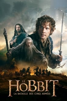 The Hobbit: The Battle of the Five Armies 2014 film complet