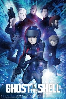 Ghost in the Shell : The New Movie 2015 film complet