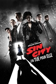 Sin City: A Dame to Kill For 2014 film complet