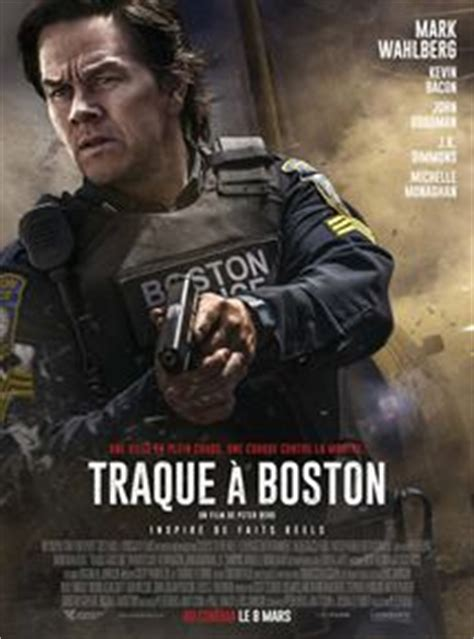 Traque à Boston 2016 film complet