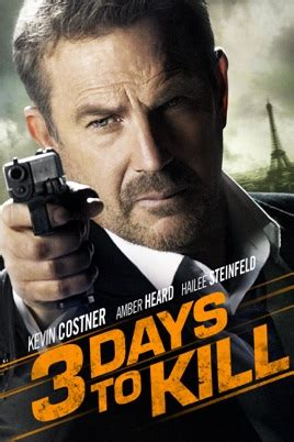3 Days to Kill 2014 film complet