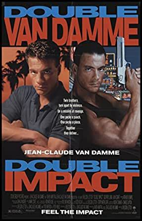 Double Impact 1991 film complet