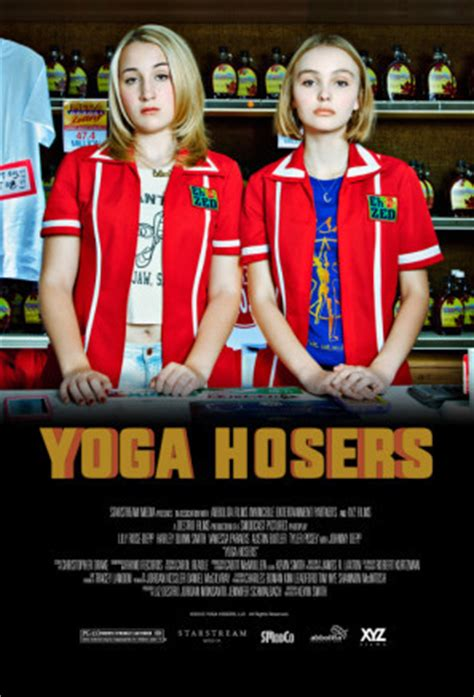 Yoga Hosers 2016 film complet