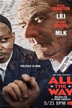 All the Way 2016 film complet