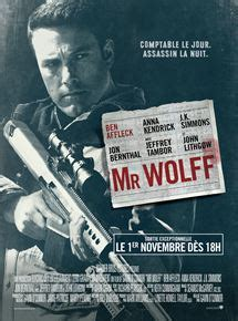 Mr Wolff 2016 film complet