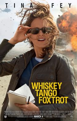 Whiskey Tango Foxtrot 2016 film complet