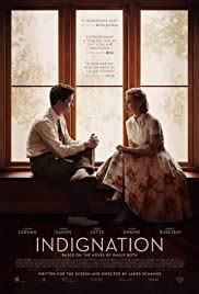 Indignation 2016 film complet