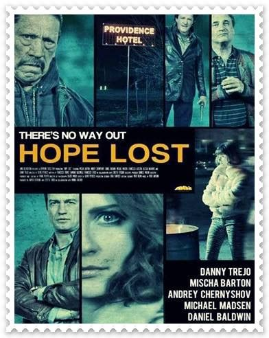 Hope Lost 2015 film complet