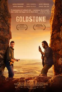 Goldstone 2016 film complet