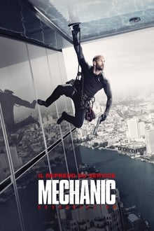 Mechanic Resurrection 2016 film complet
