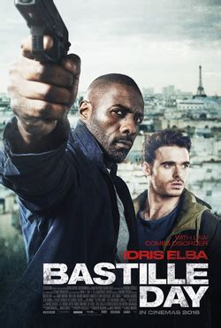 Bastille Day 2016 film complet