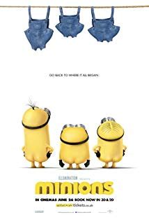 The Minions 2015 film complet
