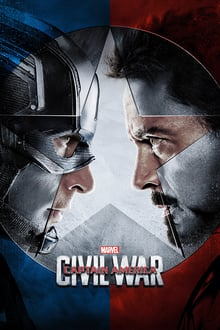 Captain America : Civil War 2016 film complet