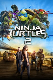Ninja turtles 2 2016 film complet