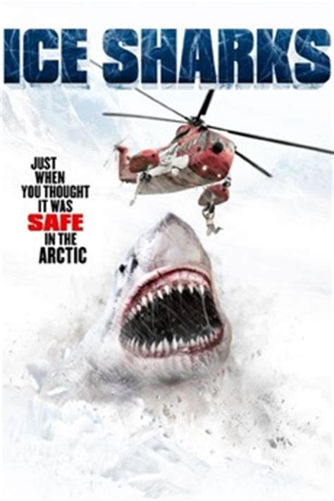 Ice Sharks 2016 film complet