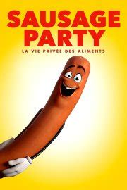 Sausage Party - La vie privée des aliments 2016 film complet