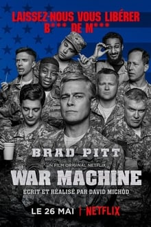 War Machine 2017 film complet