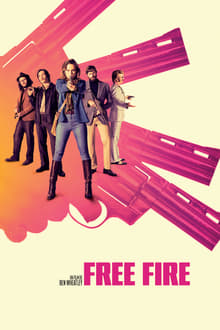 Free Fire 2017 bluray