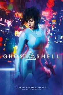 Ghost in the Shell 2017 bluray film complet