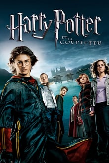 Harry Potter et la Coupe de feu 2005 bluray