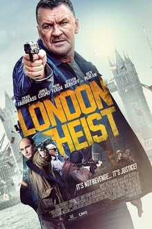 London Heist 2017 bluray film complet