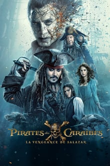 Pirates des Caraïbes - La vengeance de Salazar 2017 bluray film complet