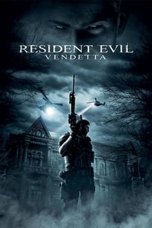 Resident Evil : Vendetta 2017 bluray film complet