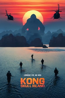 Kong - Skull Island 2017 bluray